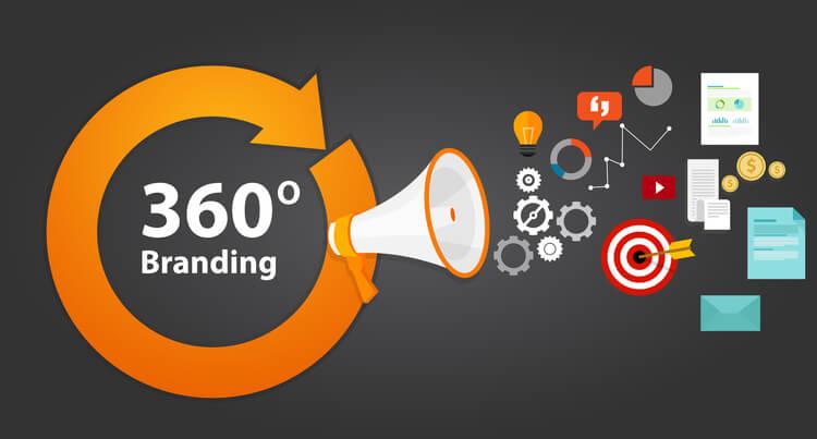 360 branding